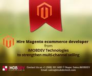 Hire Magento ecommerce developer from iMOBDEV Technologies