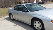 2002 Silver Monte Carlo SS