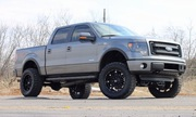 2014 Ford F-150 FX4 SuperCrew LIFTED