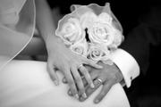 Wedding Diamond Band and Rings at Dazzling Rock