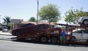 Car transportation shipping company at MORTON,  TX