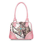 Classy Mossy Oak Licensed Conceal & Carry Handbag