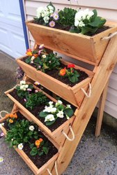 Best large gardening planters raised bed gardening system