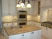 Custom cabinetry,  Kitchen Remodeling,  Lake Worth,  FL. Reface Cabinet