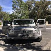 2005 MERCEDES-BENZ 2005 Mercedes-Benz G-Class Base Sport Utility 4-Do