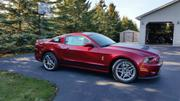 Ford Mustang 5.8L 2014 Ford Mustang Shelby GT500 Coupe 2-Door,  GT350