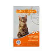 Advantage For Cats| Advantage Cats for flea treatment online at discou