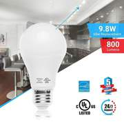 $33.52  A19 Dimmable LED Light Bulb | UL,  ENERGY STAR CERTIFIED