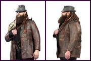 Bray Wyatt WWE Leather Jacket