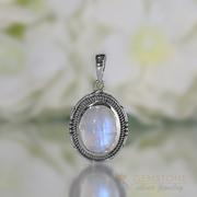 Moonstone Pendant-Victorious Princess