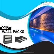 LED Wall Pack Lighting   Industrial & Commercial LED Lighting