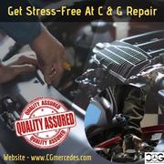 The Best Mercedes Benz Auto Repair Shop In Houston TX