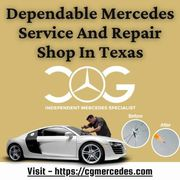 Dependable Mercedes Service And Repair Shop In Texas